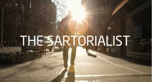 Visual Life - The Sartorialist